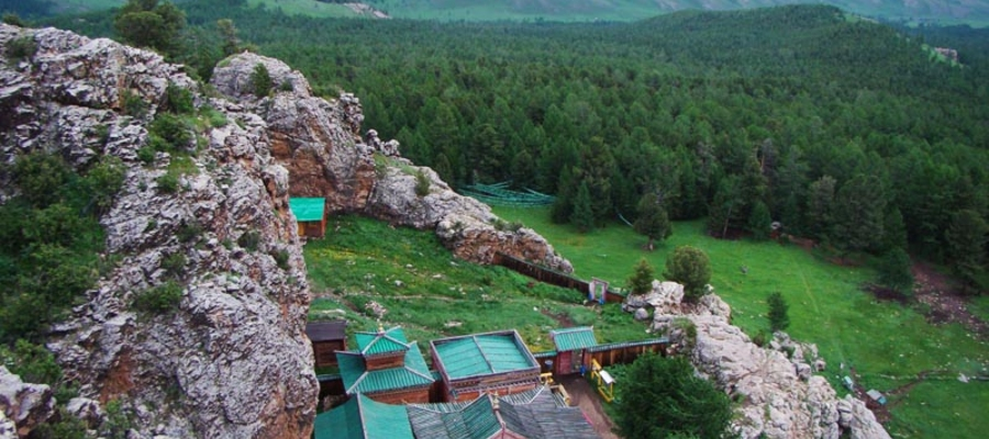 6. Orkhon valley