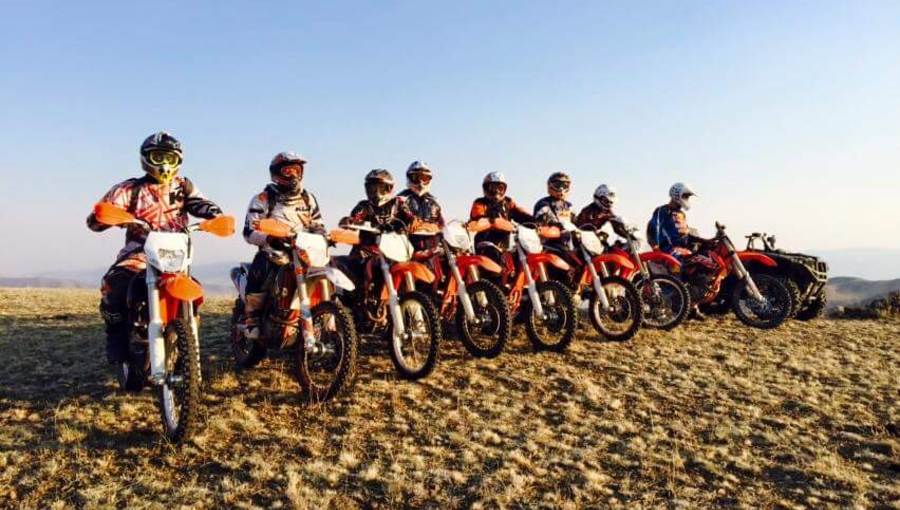 Central Mongolian Moto & Photo tour