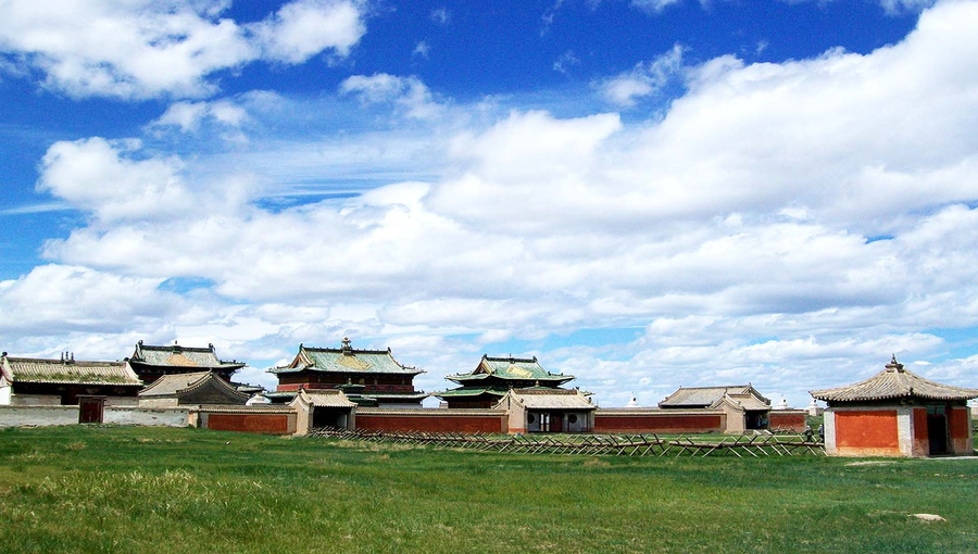 Taste of Mongolia tour 8 - Days