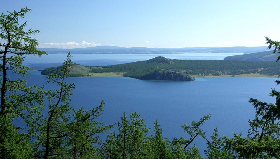Huvsgul Lake Tour