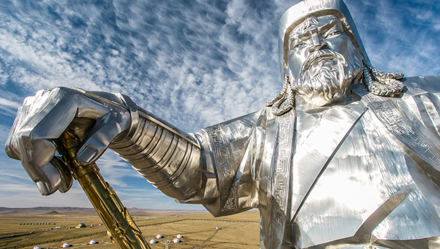 Khustai & Terelj National Park with Chinggis Khaan Statue Tour